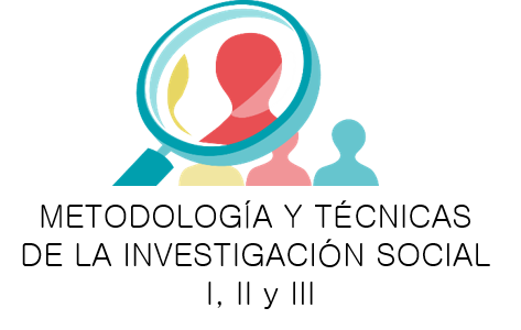 METODOLOGIA Y TECNICAS DE LA INVESTIGACION SOCIAL I, II y III | Sitio de Cátedra – Facultad de Ciencias Sociales – UBA